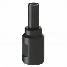 0HR5520-35050. Düse für HR550, Durchmesser 5,0mm, Silikonsauger 3,5mm integriert Ersa
