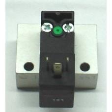 0IR6500-21. 3/2 Wegemagnetventil+Anschlussklotz
